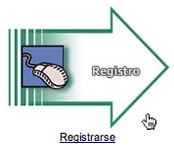 This is an image of the Register arrow.